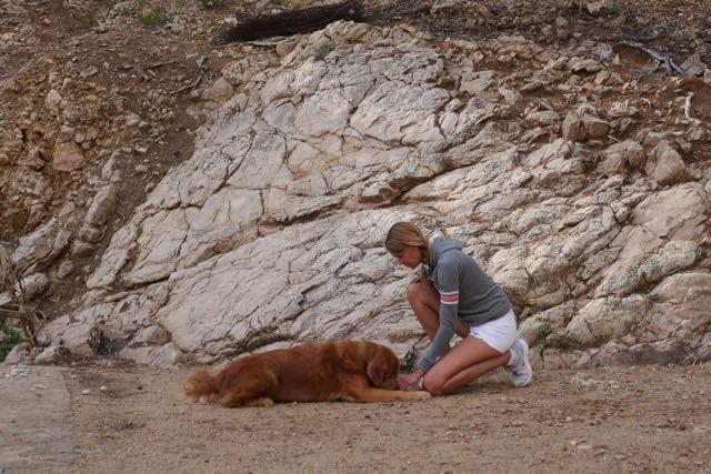 Übung Platz Troy Doggy Fitness Urlaub mit Hund