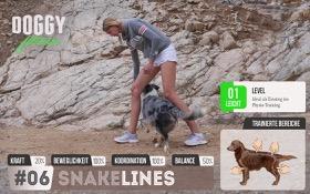Snake Lines - Slalom Training