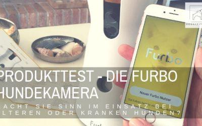 Anzeige: Die Furbo Hundekamera – mehr Sicherheit für Hund und Halter, wenn der Vierbeiner alt und krank ist?!