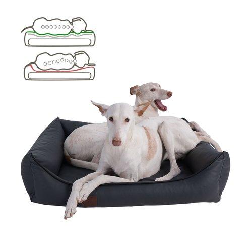 orthopaedisches-hundebett-buddy-kunstleder-farbe-grau